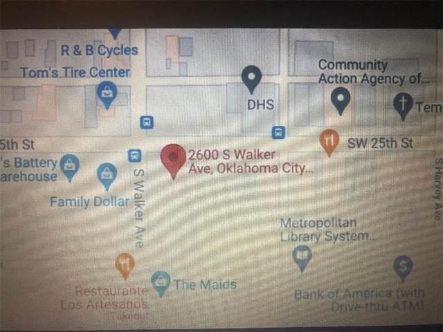 2600 S Walker Avenue, Oklahoma City, OK 73109 (MLS #963410) :: Your H.O.M.E. Team
