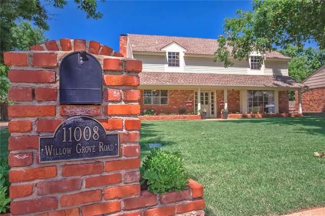 11008 Willow Grove Road, Oklahoma City, OK 73120 (MLS #963458) :: The UB Home Team at Whittington Realty