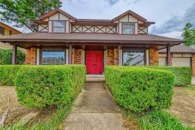 12116 W Coburg Avenue, Oklahoma City, OK 73170 (MLS #963516) :: ClearPoint Realty