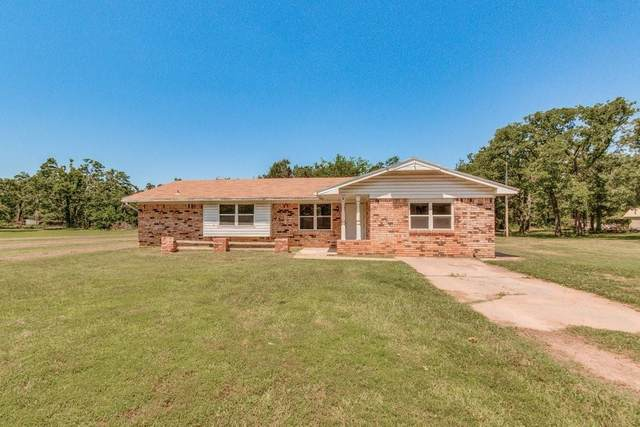 120 Pickard Drive, McLoud, OK 74851 (MLS #963607) :: Sold by Shanna- 525 Realty Group