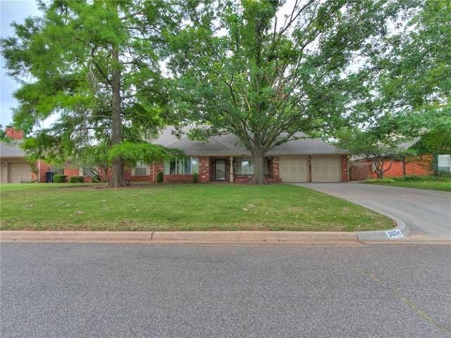 3024 Wilton Lane, Oklahoma City, OK 73120 (MLS #963651) :: ClearPoint Realty