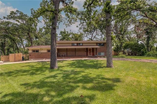 2800 N Wilburn Avenue, Bethany, OK 73008 (MLS #963668) :: The UB Home Team at Whittington Realty