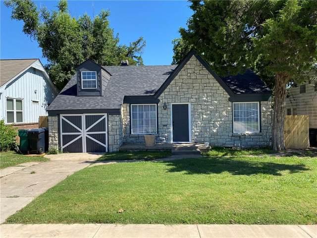 3217 NW 27th Street, Oklahoma City, OK 73107 (MLS #963702) :: Maven Real Estate