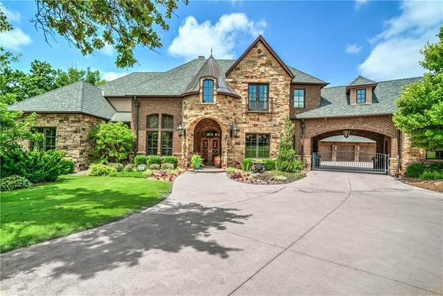11649 Mill Hollow Court, Oklahoma City, OK 73131 (MLS #963722) :: Sold by Shanna- 525 Realty Group