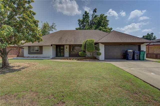4808 NW 74th Street, Oklahoma City, OK 73132 (MLS #963723) :: Maven Real Estate