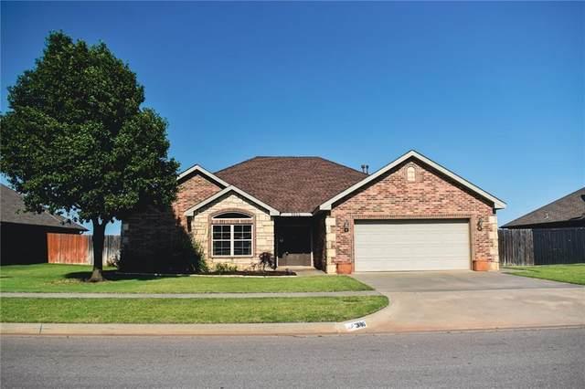 3016 Fairway Drive, Weatherford, OK 73096 (MLS #963780) :: ClearPoint Realty