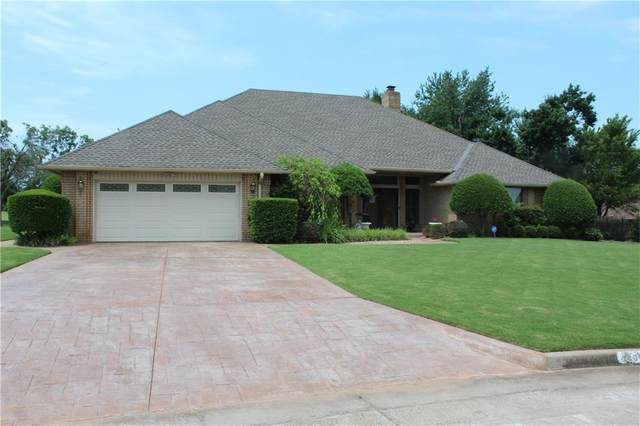 2405 Robinwood Place, Shawnee, OK 74801 (MLS #963792) :: The UB Home Team at Whittington Realty