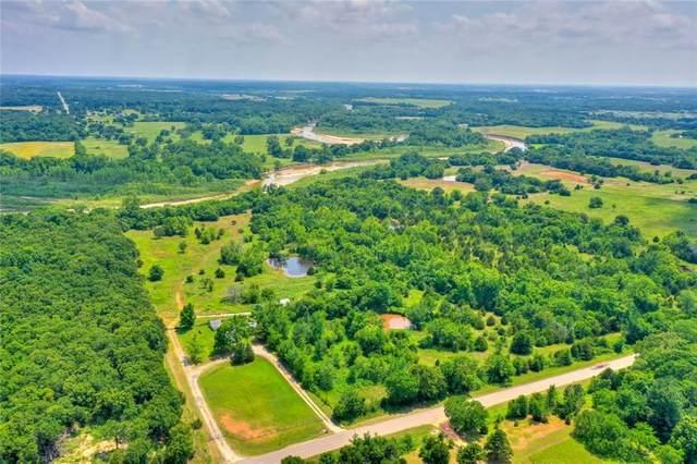 44909 Mocassin Trail, Meeker, OK 74855 (MLS #963803) :: Maven Real Estate