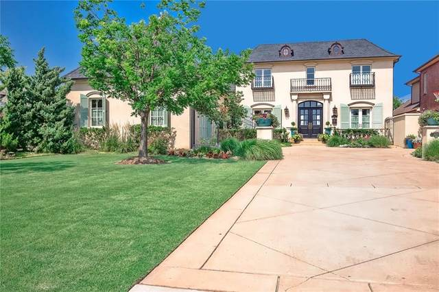 6415 N Pennsylvania Avenue, Nichols Hills, OK 73116 (MLS #963871) :: ClearPoint Realty