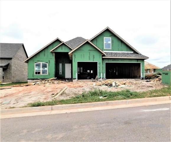 9317 SW 41st Street, Oklahoma City, OK 73179 (MLS #963905) :: Maven Real Estate