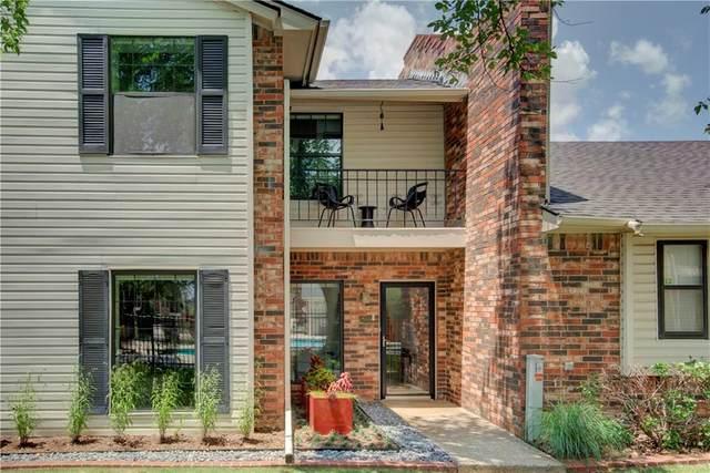 6325 N Villa Avenue #134, Oklahoma City, OK 73112 (MLS #963953) :: The UB Home Team at Whittington Realty