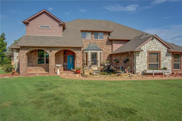 5699 NE Skylar Ridge, Piedmont, OK 73078 (MLS #963986) :: KG Realty