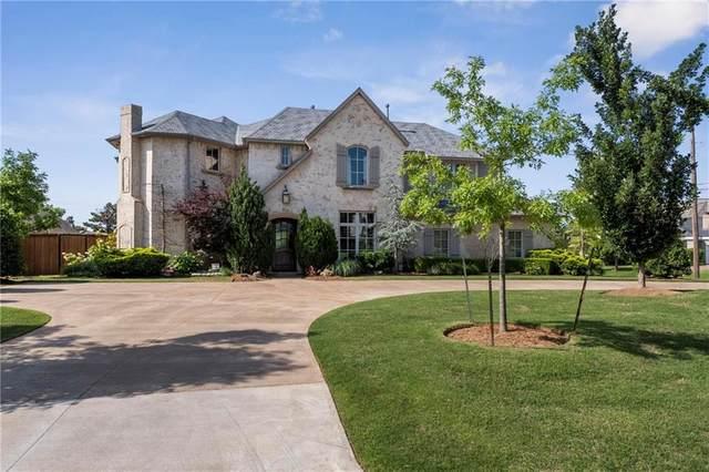 1128 Hemstead Place, Nichols Hills, OK 73116 (MLS #964089) :: ClearPoint Realty