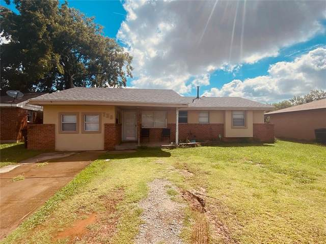 728 N Dallas Avenue, Moore, OK 73160 (MLS #964092) :: Sold by Shanna- 525 Realty Group