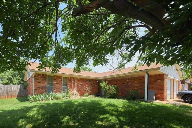 8732 Rambling Road, Oklahoma City, OK 73132 (MLS #964101) :: The UB Home Team at Whittington Realty