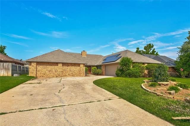 7005 Lakepointe Drive, Oklahoma City, OK 73116 (MLS #964110) :: Erhardt Group