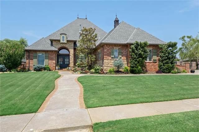 5621 NW 133rd Terrace, Oklahoma City, OK 73142 (MLS #964113) :: The UB Home Team at Whittington Realty