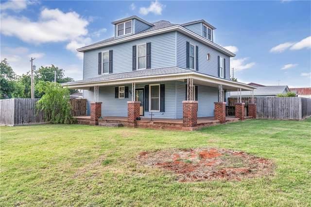 502 Scheidel Street, Canute, OK 73626 (MLS #964195) :: Maven Real Estate