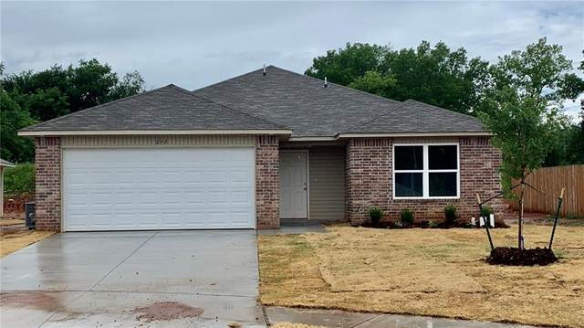 202 Tuscany Circle, Noble, OK 73068 (MLS #964255) :: ClearPoint Realty