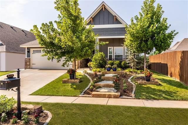 5220 NW 164th Terrace, Edmond, OK 73013 (MLS #964287) :: ClearPoint Realty