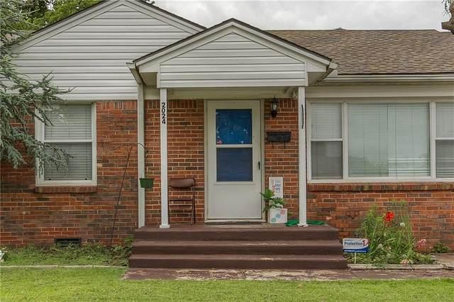 2024 Carlisle Road, Oklahoma City, OK 73120 (MLS #964315) :: ClearPoint Realty
