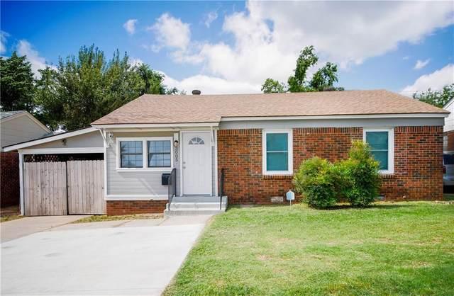 3005 NW 10th Street, Oklahoma City, OK 73107 (MLS #964338) :: KG Realty