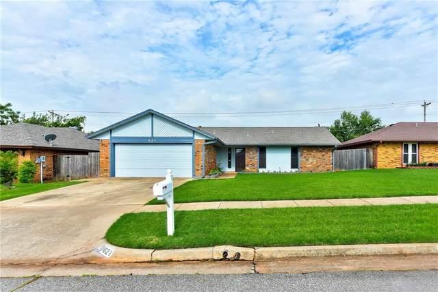 621 Rolling Hills Terrace, Edmond, OK 73012 (MLS #964371) :: ClearPoint Realty