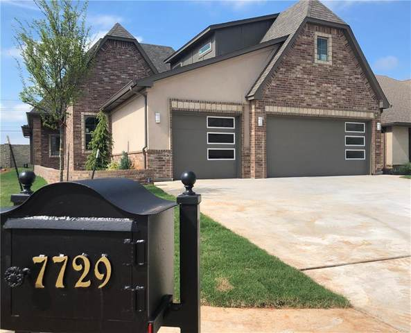 7729 NW 136th Terrace, Oklahoma City, OK 73142 (MLS #964389) :: The UB Home Team at Whittington Realty