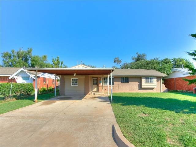 915 W Main Street, Moore, OK 73160 (MLS #964431) :: Sold by Shanna- 525 Realty Group