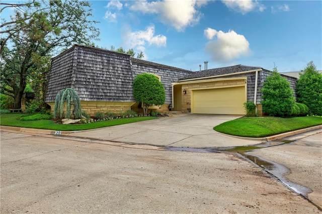 39 Fountaingate, Oklahoma City, OK 73120 (MLS #964514) :: ClearPoint Realty