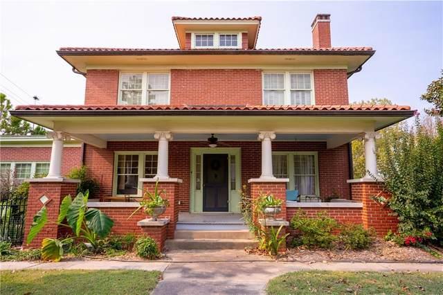 221 N Hinckley Street, Holdenville, OK 74848 (MLS #964533) :: Keller Williams Realty Elite
