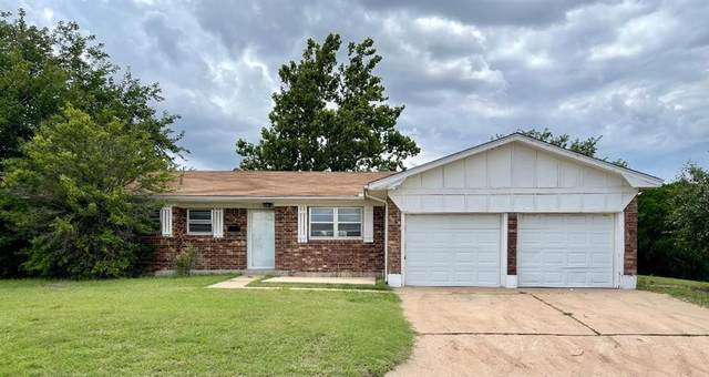 1708 Truman Drive, Altus, OK 73521 (MLS #964576) :: Sold by Shanna- 525 Realty Group