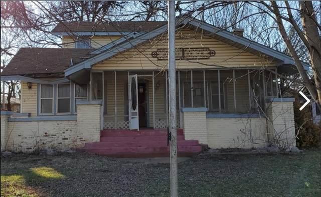1005 N 6th Street, Perry, OK 73077 (MLS #964589) :: Erhardt Group