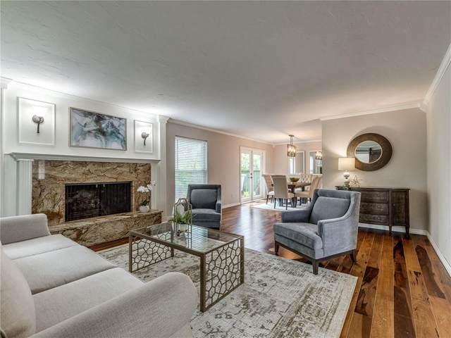 3016 Rock Ridge Place, Oklahoma City, OK 73120 (MLS #964634) :: Sold by Shanna- 525 Realty Group