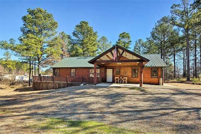 64 Willow Bend, Broken Bow, OK 74728 (MLS #964711) :: The UB Home Team at Whittington Realty