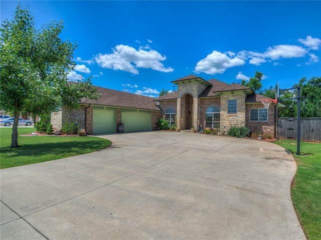 21321 Highlander Ridge Drive, Edmond, OK 73012 (MLS #964750) :: Meraki Real Estate
