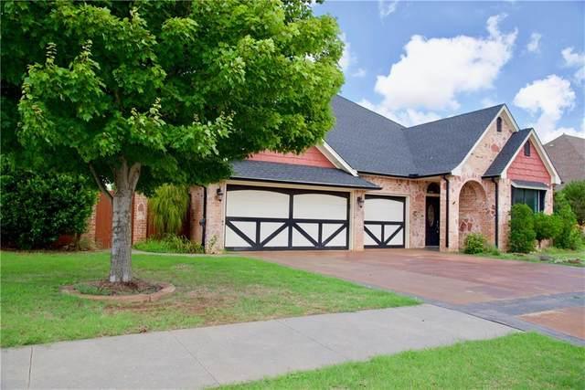 1301 Birch, Weatherford, OK 73096 (MLS #964783) :: Homestead & Co