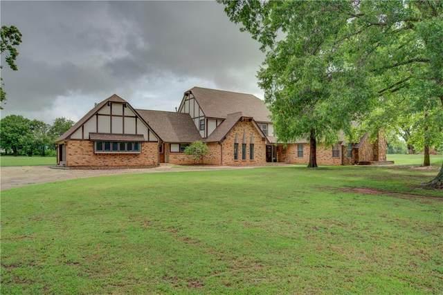 2301 Hidden Lake Drive, Norman, OK 73069 (MLS #964810) :: Meraki Real Estate