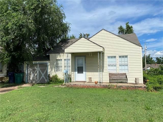 1030 N Lackey Avenue, Oklahoma City, OK 73107 (MLS #964848) :: ClearPoint Realty