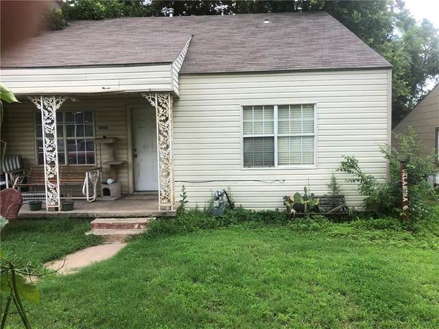 1006 N Lackey Avenue, Oklahoma City, OK 73107 (MLS #964866) :: The UB Home Team at Whittington Realty