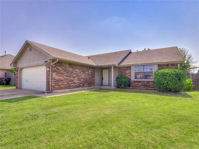 2404 W Park Place, Moore, OK 73160 (MLS #964909) :: Meraki Real Estate