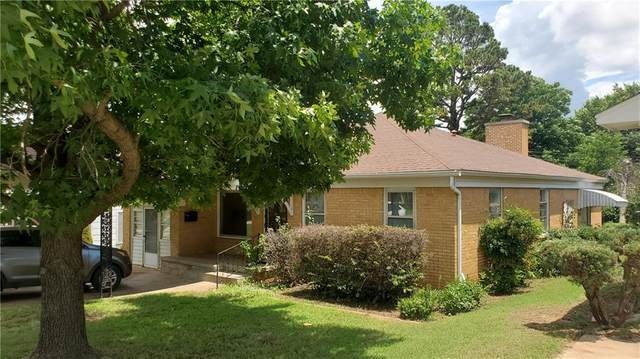 1306 S Walnut Street, Pauls Valley, OK 73075 (MLS #964941) :: Sold by Shanna- 525 Realty Group