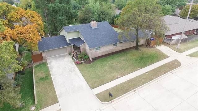 2014 Riverside Drive, Norman, OK 73072 (MLS #964960) :: Meraki Real Estate