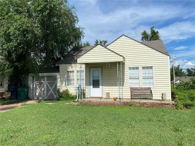 1026 N Lackey Avenue, Oklahoma City, OK 73107 (MLS #964963) :: ClearPoint Realty