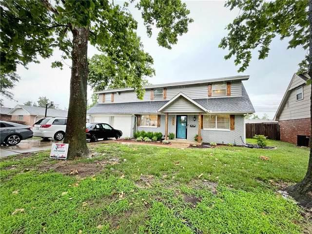 7525 NW 28th Terrace, Bethany, OK 73008 (MLS #964992) :: Homestead & Co