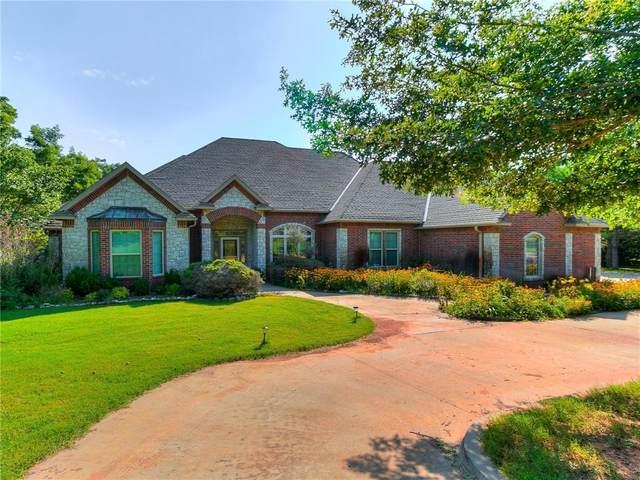 1001 Lairds Woods Circle, Norman, OK 73026 (MLS #964994) :: Meraki Real Estate