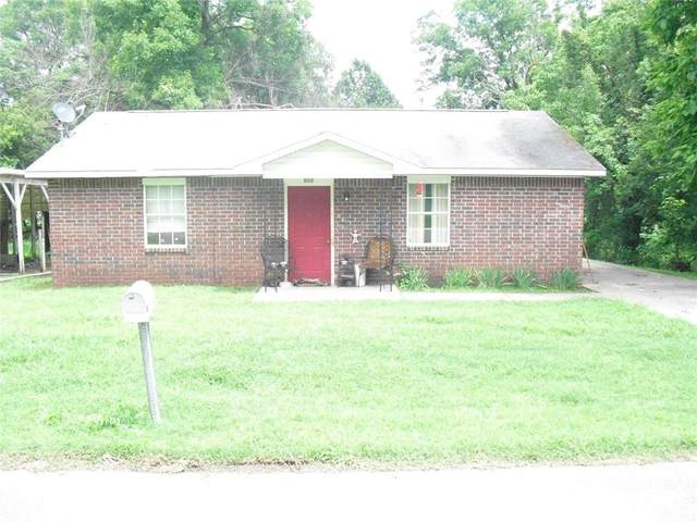 235 S Mckinley Street, Shawnee, OK 74801 (MLS #964995) :: KG Realty