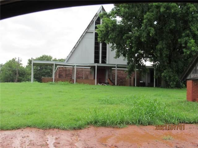 1500 NW 4th Street, Lindsay, OK 73052 (MLS #965012) :: Meraki Real Estate