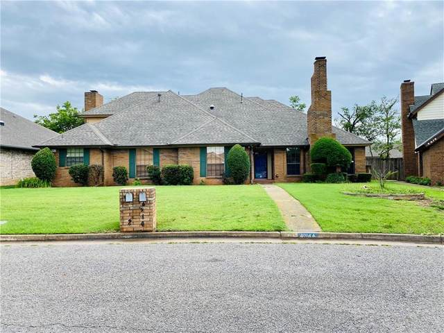 4012 NW 68th Street, Oklahoma City, OK 73116 (MLS #965022) :: The UB Home Team at Whittington Realty