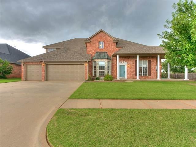 3001 Westbury Glen Boulevard, Oklahoma City, OK 73179 (MLS #965043) :: The UB Home Team at Whittington Realty